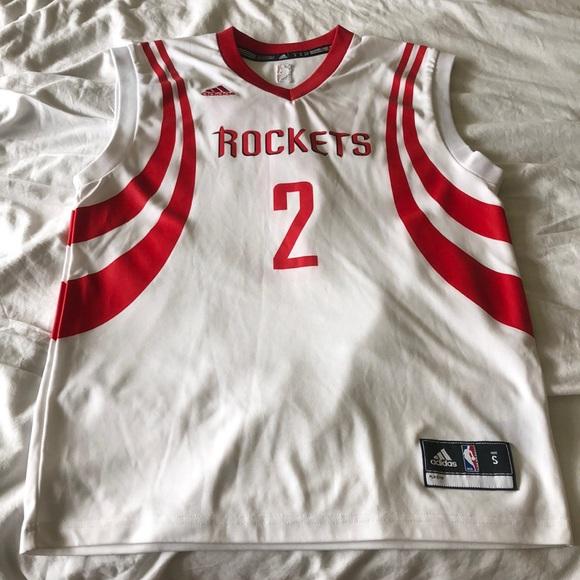 huge selection of 5a971 69929 Houston Rockets Jersey Patrick Beverley